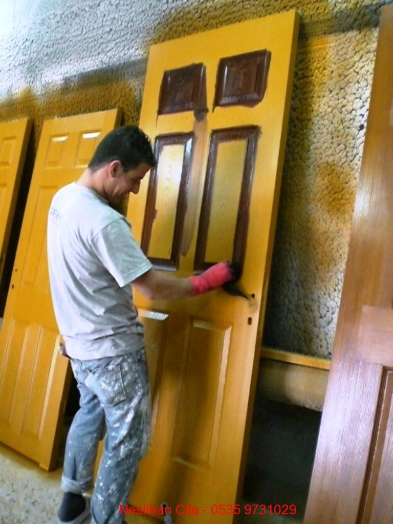 Amerikan Kapı Nasıl Temizlenir